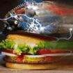 Un burger en cadeau dans un avenir incertain