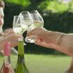 Les vignerons des Côtes du Rhône fêtent les 100 ans de la SAQ