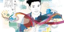Tina Zellmer dessine pour Chenelière Éducation