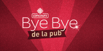 Concours Bye bye de la pub 2020: les gagnants dévoilés