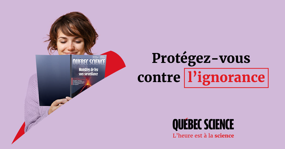 Québec Science 1