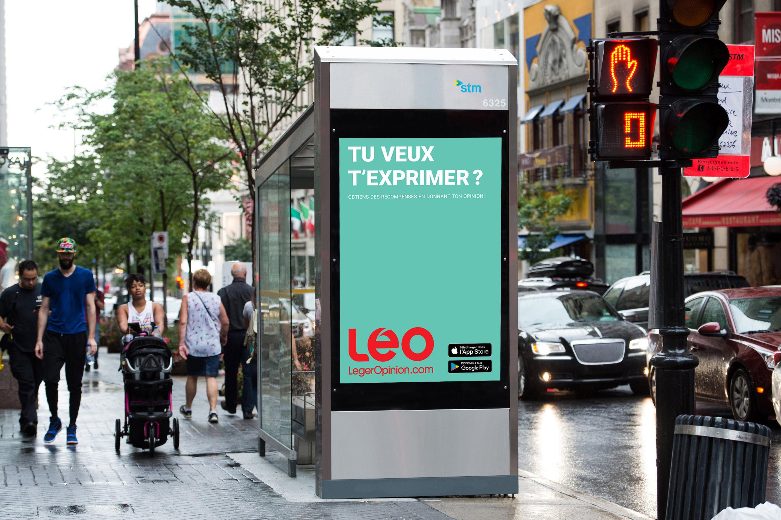 LEO - Léger 1
