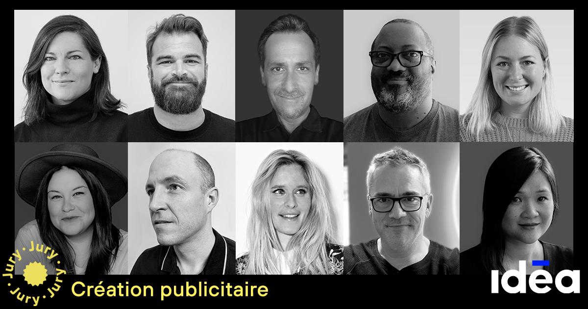 Jury Création publicitaire