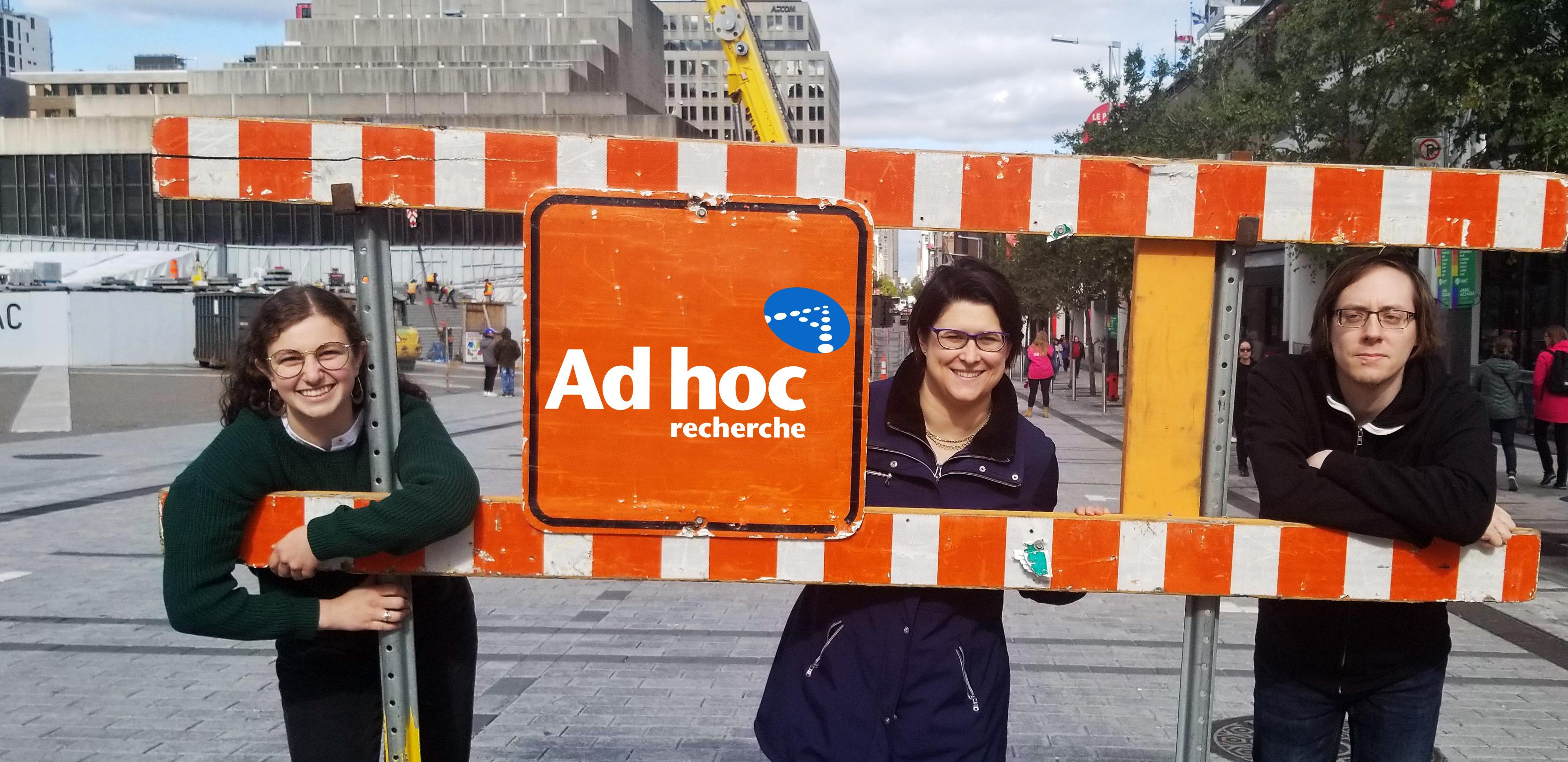 ad hoc