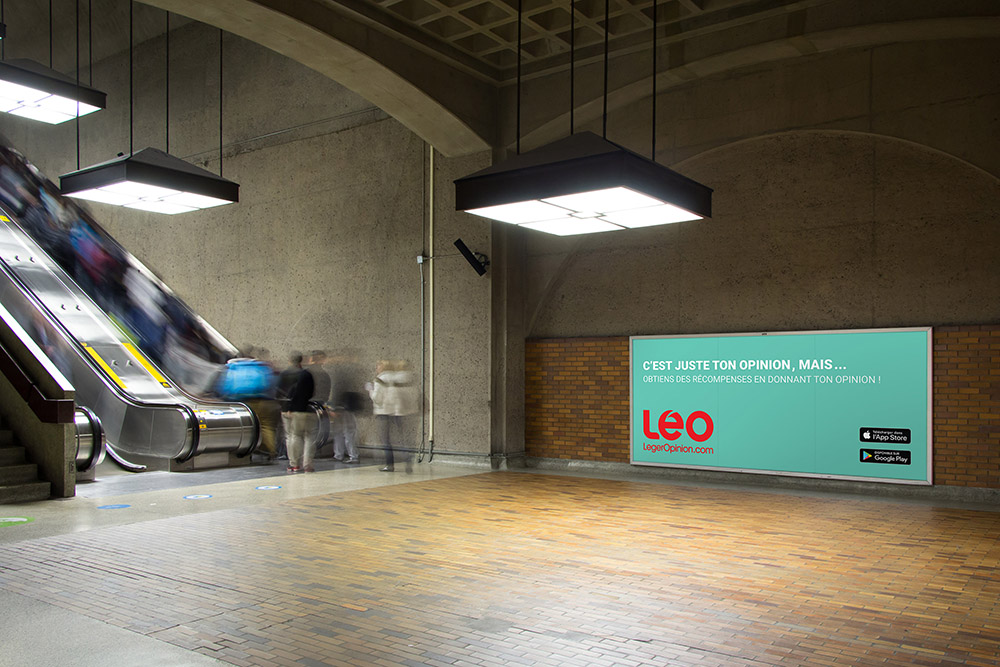 LEO - Léger 5