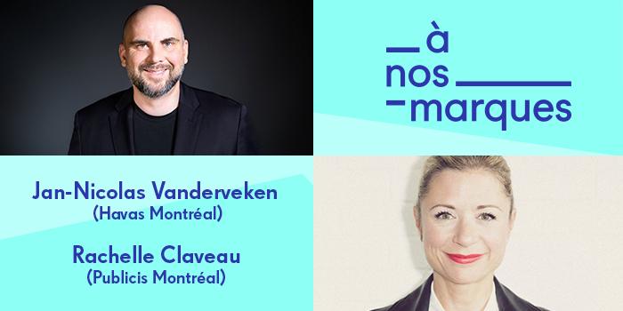 Jan-Nicolas Vanderveken et Rachelle Claveau