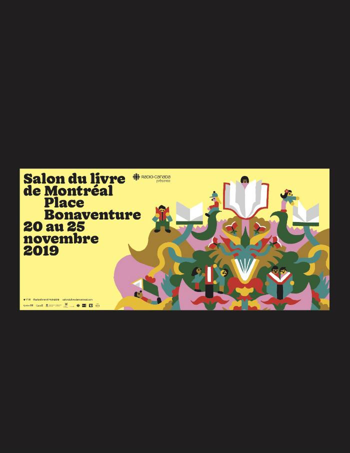 Le Salon du livre de Montréal 1