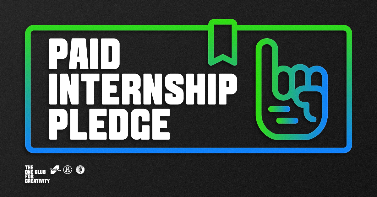 Paid Internship Pledge
