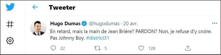 Hugo Dumas