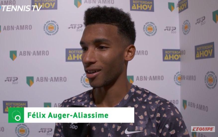 Felix Auger Aliassime
