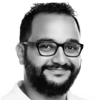 Malik Mehni (chargé de projet digital marketing)