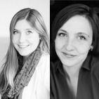 Joannie Bergeron et Marie-Ève Devost