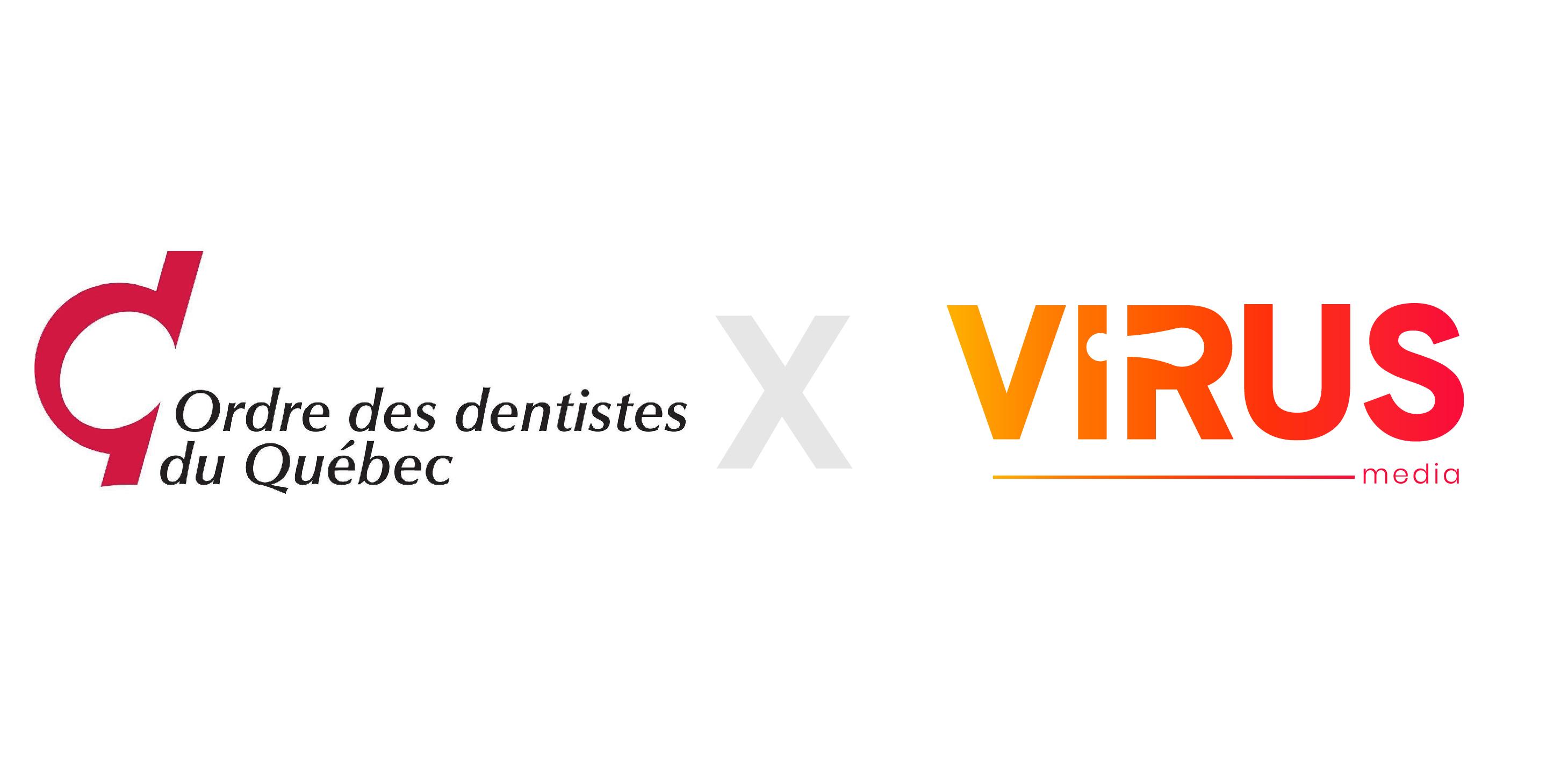 Ordre des dentistes x Virus Média