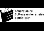 Fondation du Collège universitaire dominicain