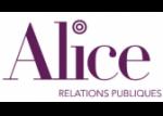 ALICE   Relations Publiques