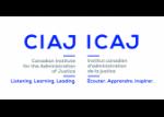 Institut canadien d'administration de la justice
