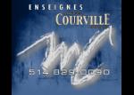 Enseignes Marcel Courville