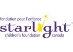 Fondation pour l'enfance Starlight Canada