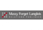 Massy Forget Langlois relations publiques
