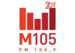 M105 (CFXM FM 104,9)