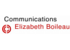 Communications Elizabeth Boileau