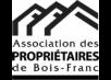 L'Association des Propriétaires de Bois-Franc