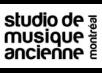 Studio de musique ancienne de Montréal