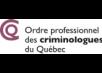 Ordre professionnel des criminologues du Québec