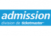 Admission, division de Ticketmaster