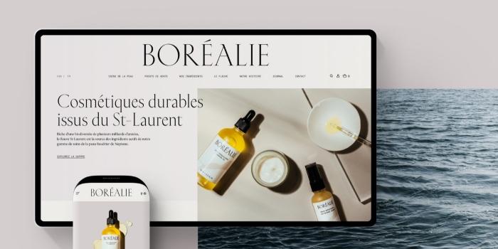 ILOT développe une stratégie pour la nouvelle marque Boréalie