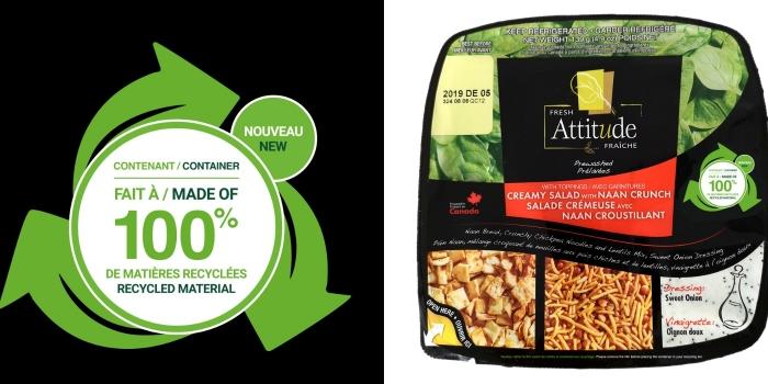 La Cuisine Communications lance des emballages 100 % recyclés
