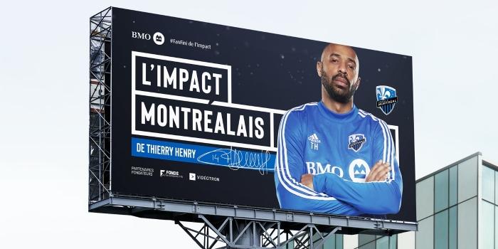 L'Impact de Montréal lance sa campagne marketing de la saison 2020