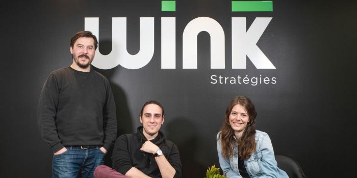 Vague de nominations chez Wink Stratégies