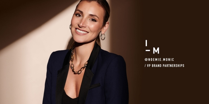 Noémie Monic rejoint IMAGEMOTION en tant que vice-présidente des partenariats de marque