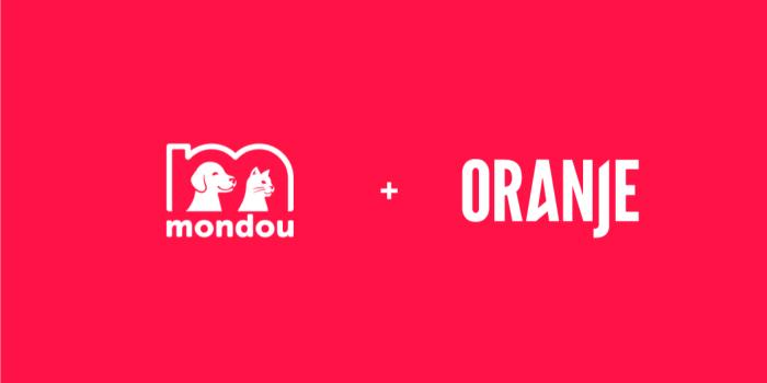 Oranje mandaté par Mondou