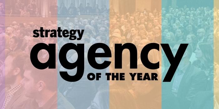 Rethink nommée agence de l'année par Strategy