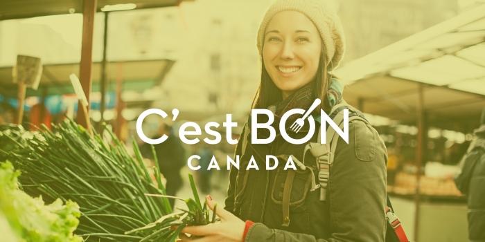 C'est bon, Canada: une offensive sur le système alimentaire d'ici