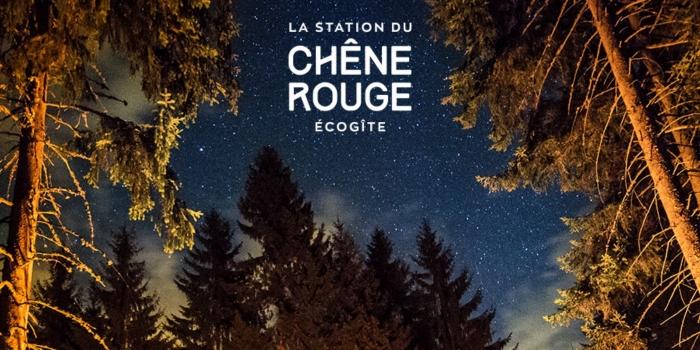 Un nouveau site web pour la Station du Chêne Rouge