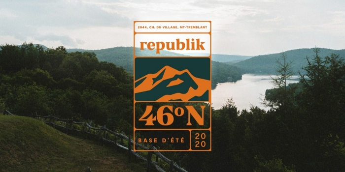 Republik ouvre un bureau éphémère à Mont-Tremblant