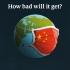 Andrea Ucini illustre le coronavirus en couverture du magazine «The Economist»