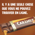 Même Internet ignore le secret de la Caramilk