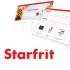Globalia réalise le nouveau site web de Starfrit