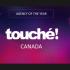 Touché! remporte trois prix au Marketing & Media Global Awards