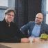Personnalités de la semaine:  Mathieu Ouellet et Marc Trudeau (Tulipe/Humanise)