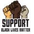 Un site web en soutien au mouvement #blacklivesmatter