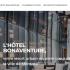My Little Big Web repense le site web de l'Hôtel Bonaventure Montréal