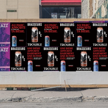 KOZE signe une campagne qui brasse du trouble