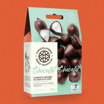 Une campagne fondante pour la Chocolaterie des Pères Trappistes