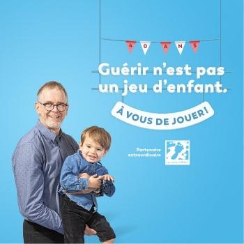 La réalité des enfants malades exposée par l'agence Absolu