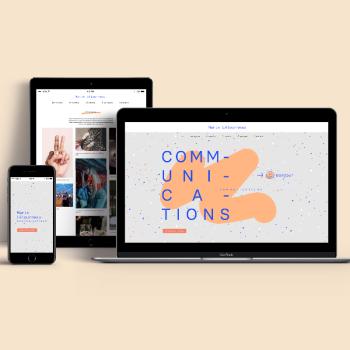 Nouvelle identité visuelle et numérique pour Marie Létourneau Communications